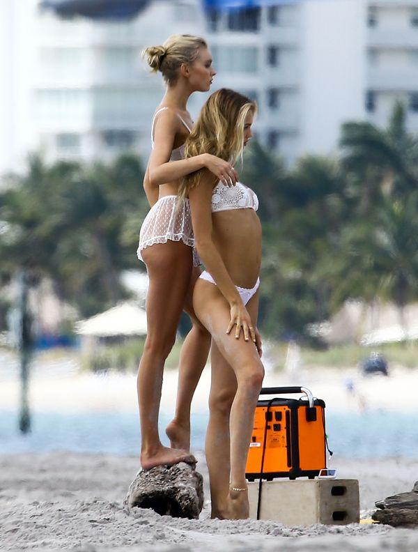 Tak wyglądają seksowne sesje zdjęciowe Victoria's Secret od kulis! (FOTO)