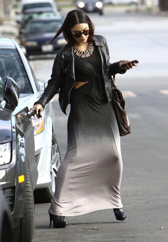 Trzy stylizacje Vanessy Hudgens (FOTO)