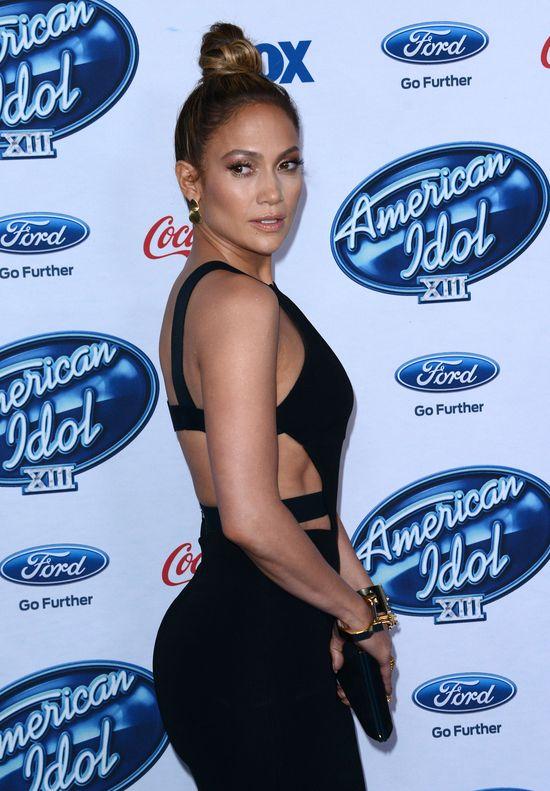 Jennifer Lopez w sukience Cushnie et Ochs (FOTO)