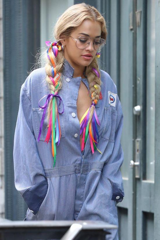 Oto najdziwniejsza i najładniejsza fryzura Rity Ory (FOTO)