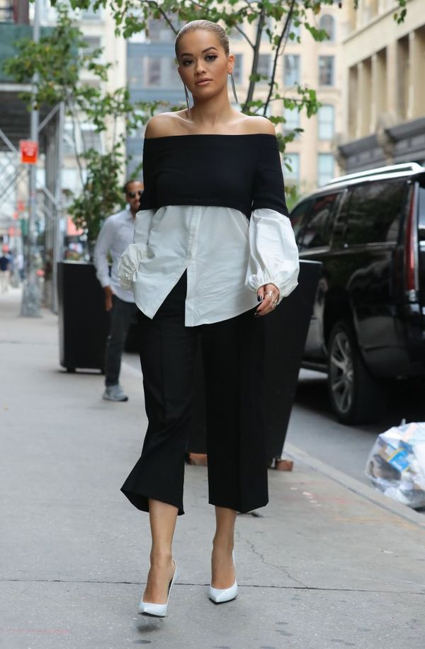 Rita Ora i nowoczesna elegancja niczym prosto z wybiegu (FOTO)