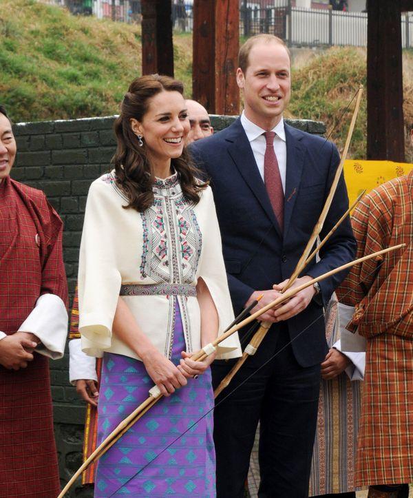 Księżna Kate zachwyca podczas podróży do Azji (FOTO)