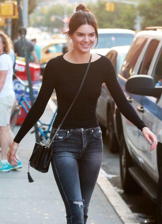 Najnowsze stylizacje Kendall Jenner (FOTO)