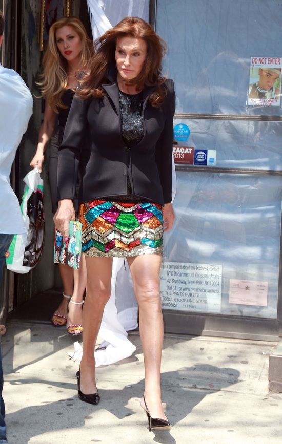 Świat zachwyca się najnowszym zdjęciem Caitlyn Jenner
