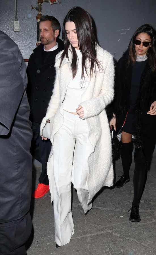 Kylie i Kendall Jenner na New York Fashion Week (FOTO)