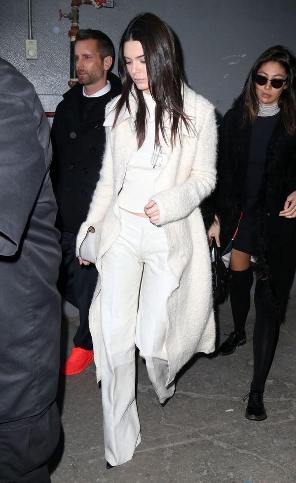 Nie zgadniecie, dlaczego Kendall musi myć włosy w ten sposób