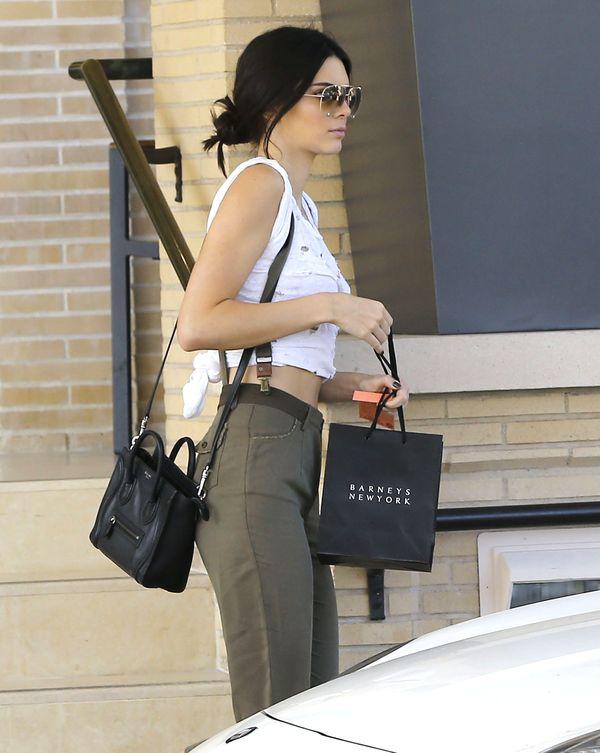 Kendall Jenner trafi już niedługo na odwyk? (FOTO)
