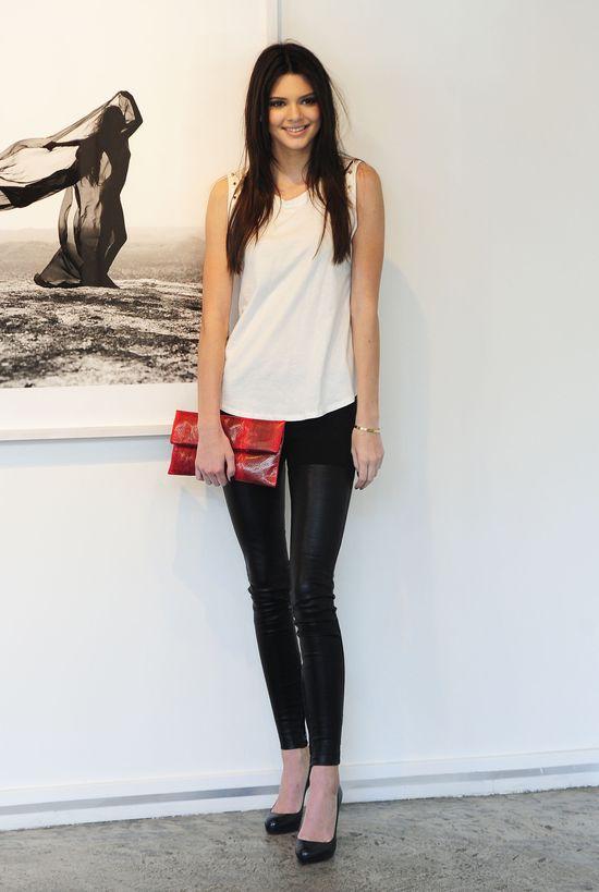 Kendall Jenner robi się coraz piękniejsza (FOTO)