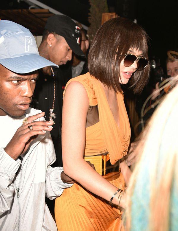 Kylie i Khloe zdecydowały się na ostre cięcia (FOTO)