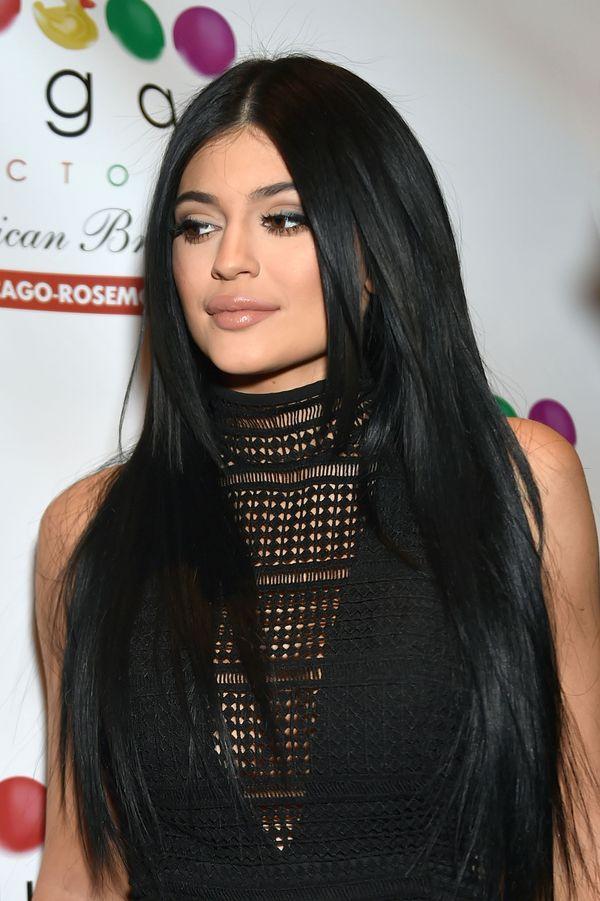 Kylie Jenner pracuje nad nowymi kolorami zestawów do ust