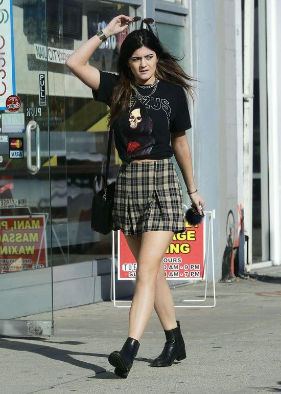 Kylie Jenner wie co modne (FOTO)