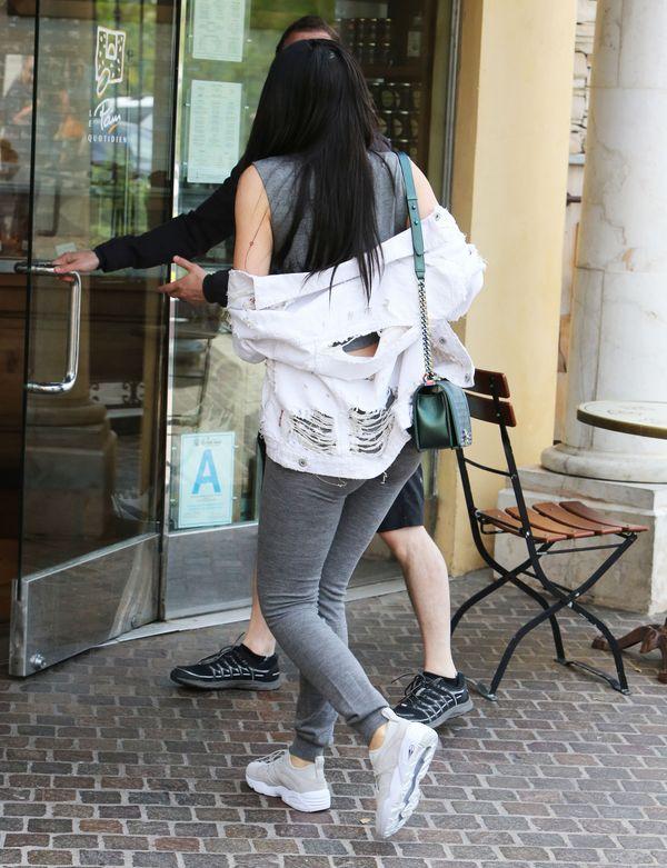 Kylie Jenner stawia na wygodę - zobaczcie jej najnowszy strój