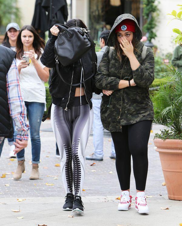 Kylie Jenner nie znosi, gdy robią jej zdjęcia bez makijażu