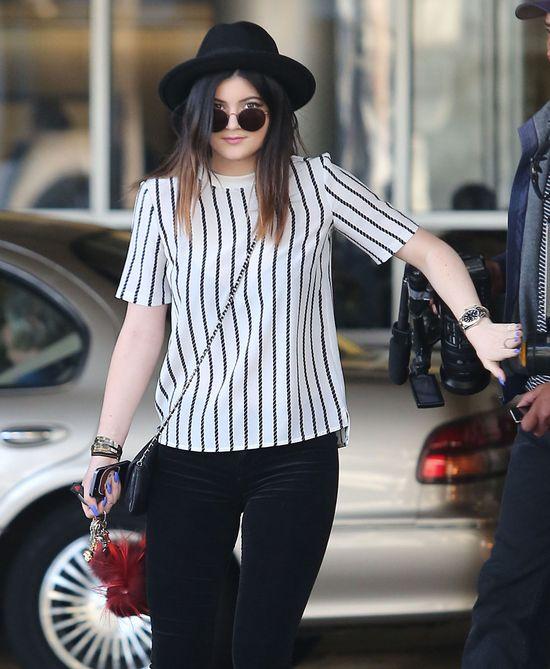 Kylie Jenner odpięła doczepy (FOTO)