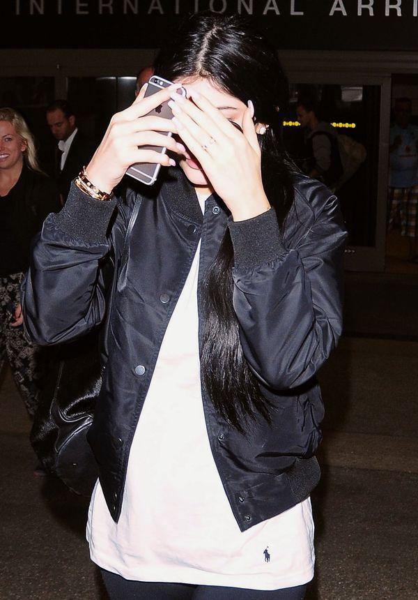 Kylie Jenner i Tyga zaręczyli się w Paryżu? (FOTO)