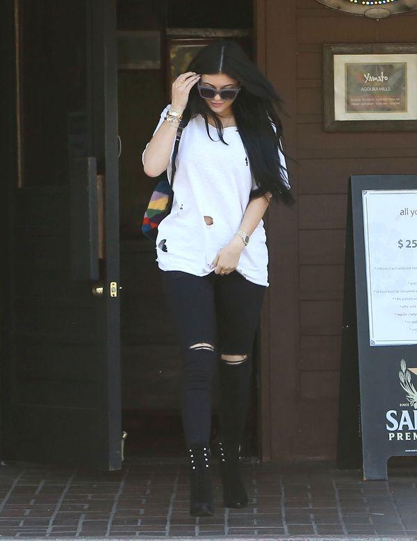 Kylie Jenner pokazała swoją imponującą garderobę (FOTO)