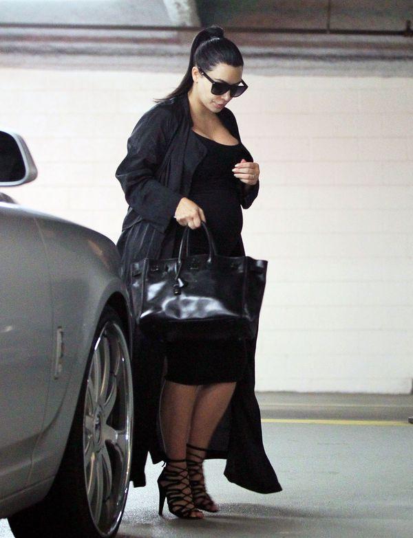 Kim Kardashian:Ciąża to najgorsze doświadczenie w moim życiu