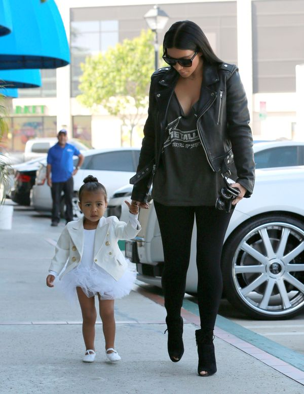 North West ma całkowicie inny gust niż jej modna mama (FOTO)