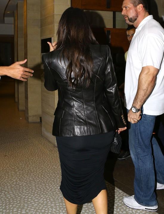 Oceniamy stylizację Kim Kardashian (FOTO)