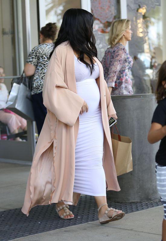 Kim Kardashian już rozpoczęła