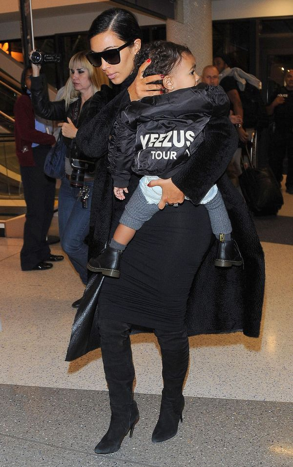 Kim Kardashian i jej tegoroczna kolekcja płaszczy (FOTO)