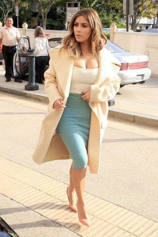 Kim Kardashian znowu trafi na listę najlepiej ubranych?