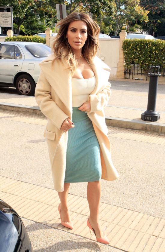 9 najlepszych stylizacji Kim Kardashian z 2014 roku (FOTO)