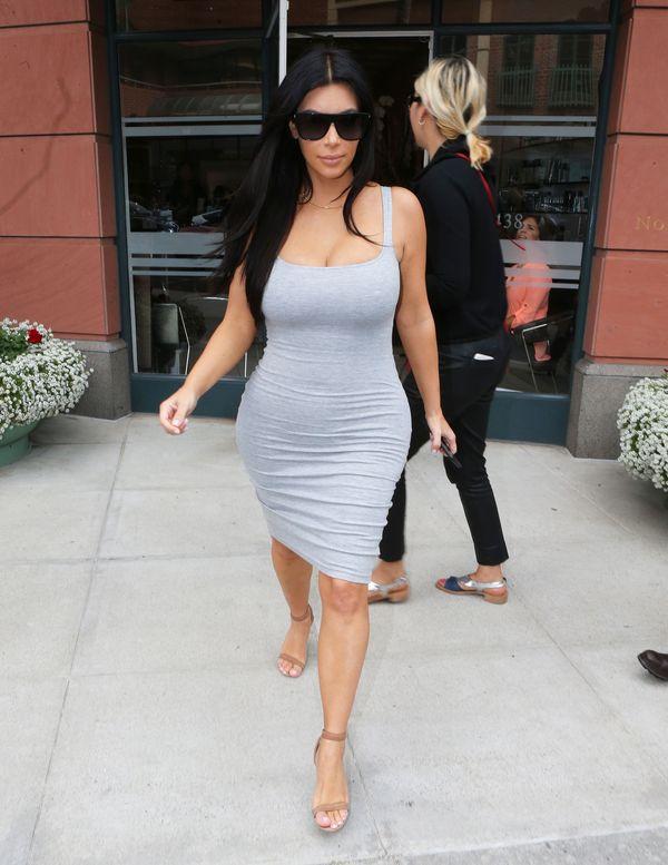 Nie uwierzycie, w co Kim przebrała się z okazji 4 lipca...