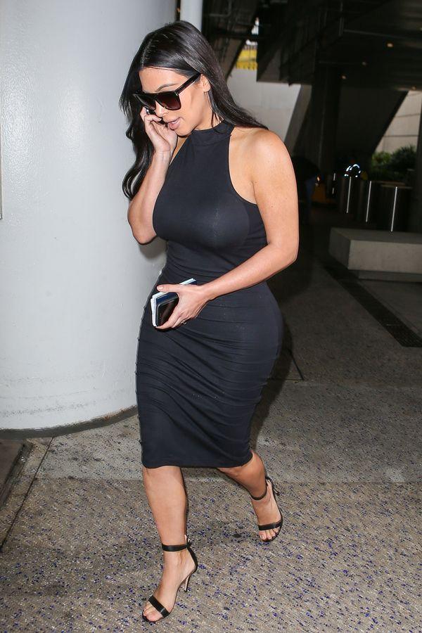 Sara Boruc zainspirowała się stylem Kim Kardashian? (FOTO)