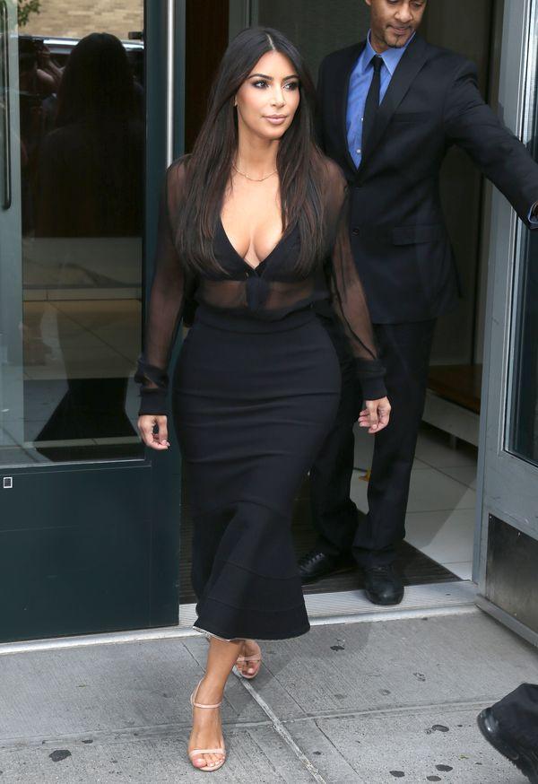 Zobacz dwie najnowsze stylizacje Kim Kardashian (FOTO)