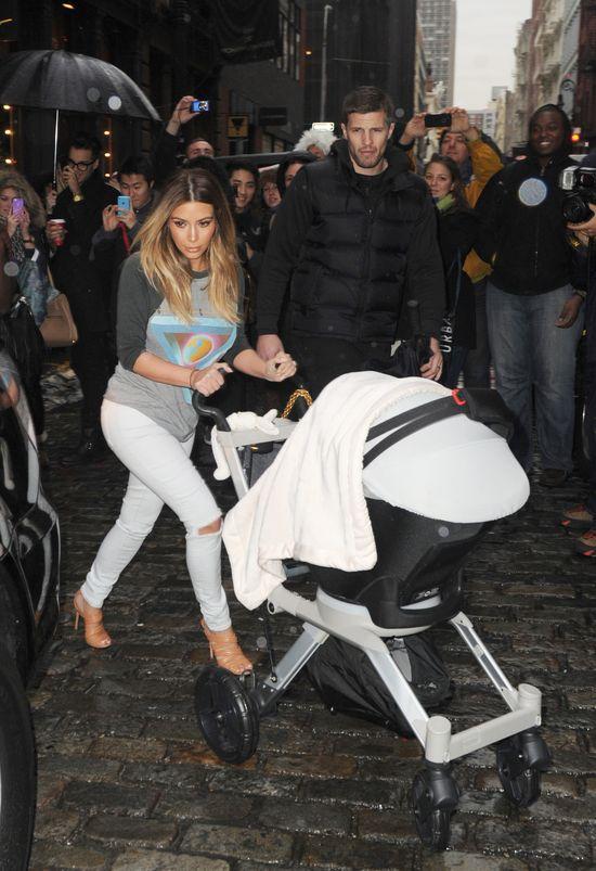 Kim Kardashian w Gianvito Rossi i Bottega Veneta (FOTO)