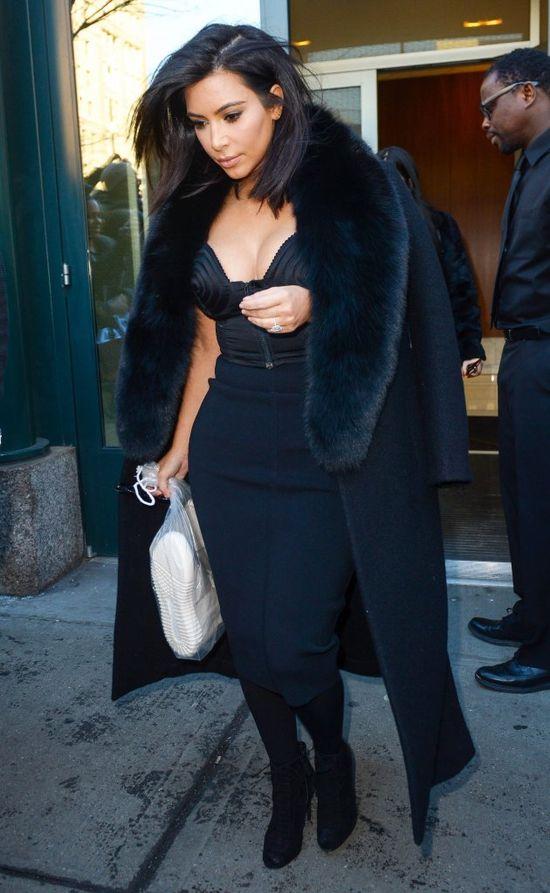 Kim przebrała siebie i Nori za gwiazdy Hollywood (FOTO)