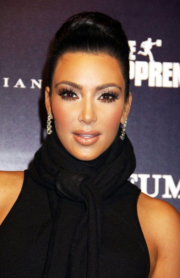 Rummer Willis zainspirowała się dawnym makijażem Kim?