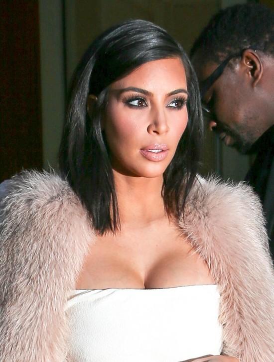 Kim Kardashian: Myję włosy co 5 dni