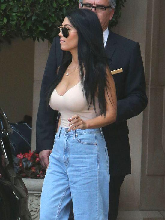 Kourtney Kardashian wygląda lepiej niż kiedykolwiek