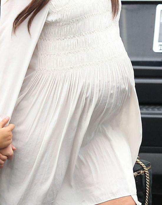 Kourtney Kardashian w namiocie? (FOTO)