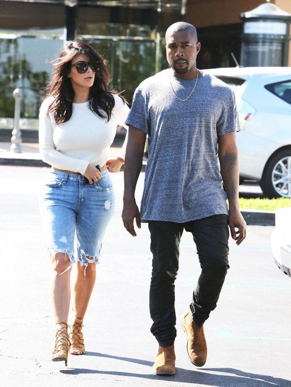 Jesteście ciekawe, jak wyglądał pierwszy taniec Kim i Kanye?