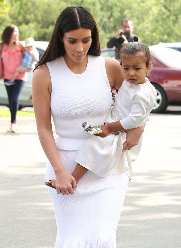 Wiemy, co Kim Kardashian dostała w prezencie na Dzień Matki