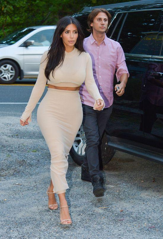 Siostry Kardashian rozpoczynają weekend (FOTO)