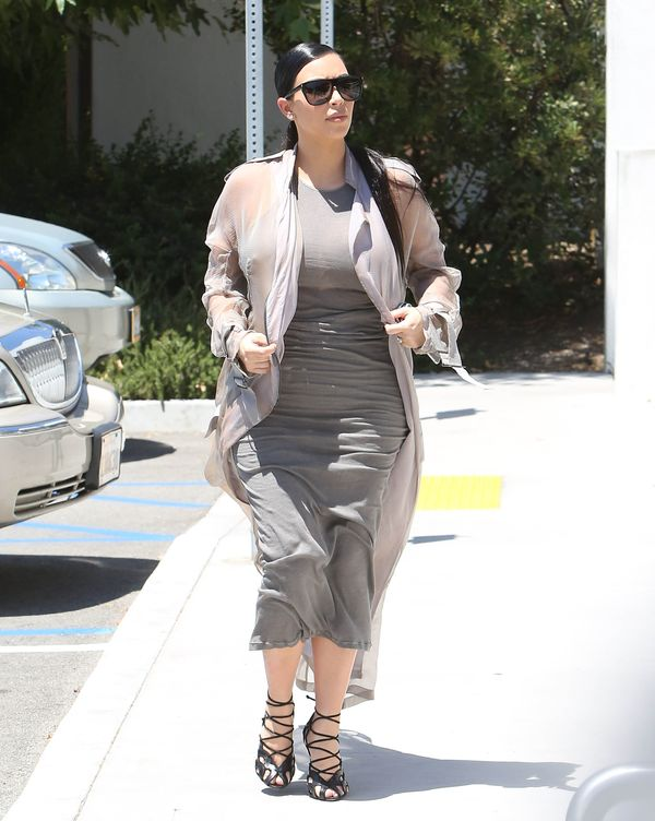 Kim, Khloe i Kourtney, czyli siostry Kardashian w komplecie