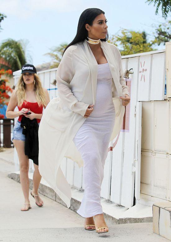 Nie zgadniecie ile dziennie Kim wydaje na swój brzuch