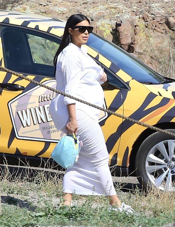 Pupa Kim Kardashian jeszcze nigdy nie wyglądała aż tak źle!