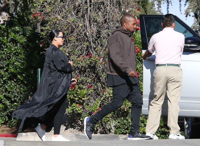 Kim Kardashian w końcu odstawiła wysokie obcasy (FOTO)