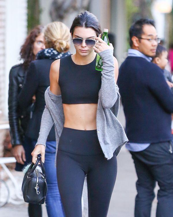 Kendall Jenner jest już za chuda? (FOTO)