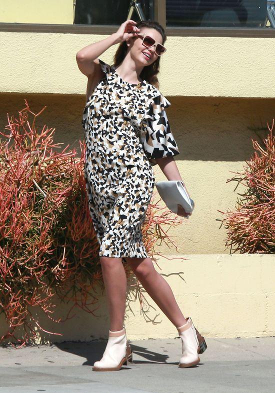 Miranda Kerr w akcji (FOTO)