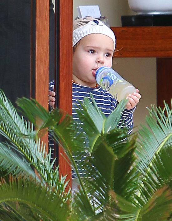 Miranda Kerr cała w panterce (FOTO)