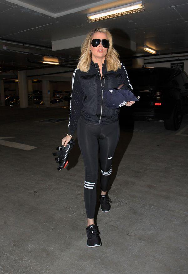 Khloe Kardashian przesadza z odchudzaniem? (FOTO)