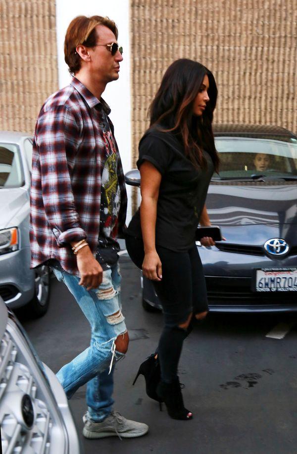 Wow! Kim Kardashian w końcu TO zrobiła! (FOTO)