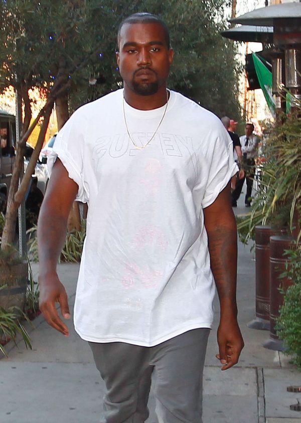 Kanye West projektuje diamentowy pierścionek dla córeczki!
