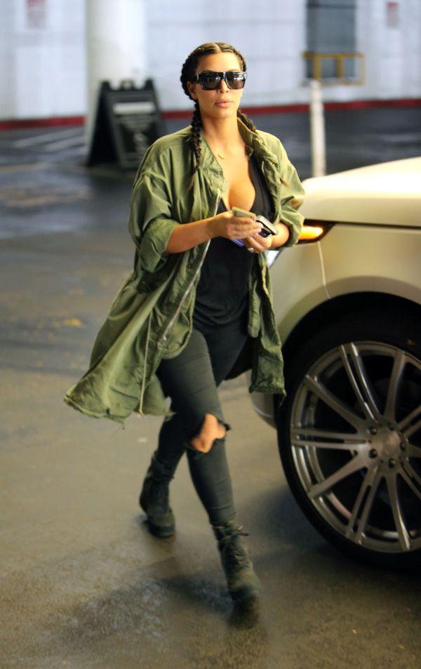 Kim Kardashian również ma własną szminkę (FOTO)